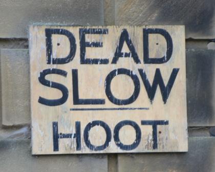 Dead Slow HOOT